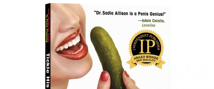Tickle His Pickle—Your Hands-On Guide To Penis Pleasing